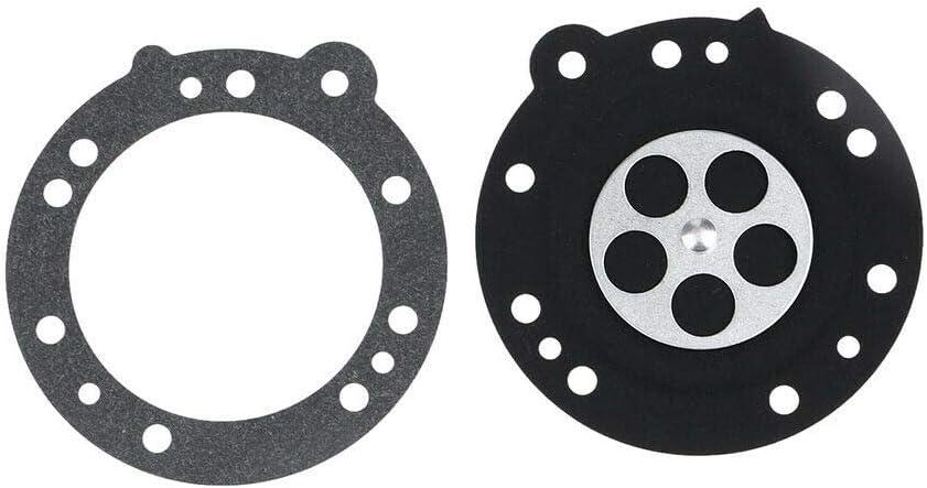 Joints Membrane Diaphragme Rebuild Kit de Carburateur Carb pour STIHL 08 08S 070 090 TS350 TS360 Zama RB-42 RB-42 R/éparation du Carburateur