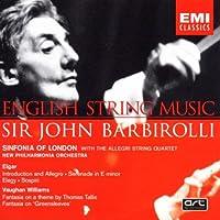 John Barbirolli conducts English String Music