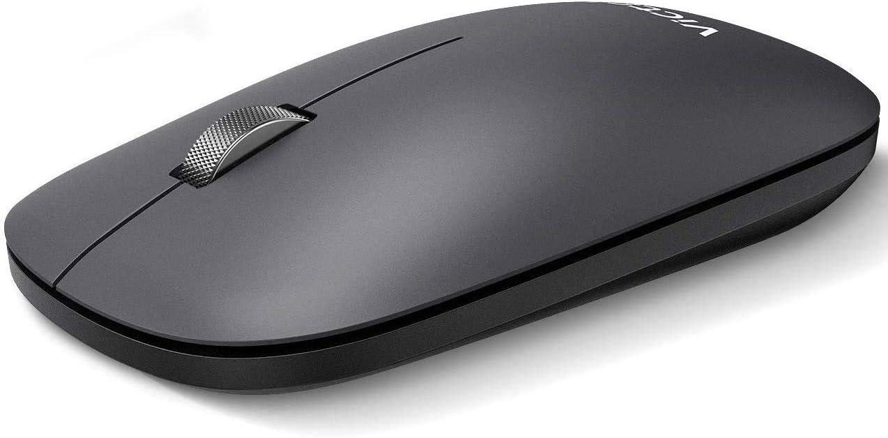 Victsing Vertikale Maus Ergonomische Maus Kabellos Mit Dpi Wahlschalter Wireless Mouse Mit Natürliche Handhaltung Tennisarm Oder