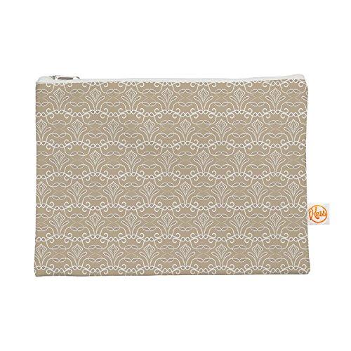 Kess eigene 12,5x 21,6cm Julia Grifol Soft Deco Alles Tasche–Braun/Hellbraun