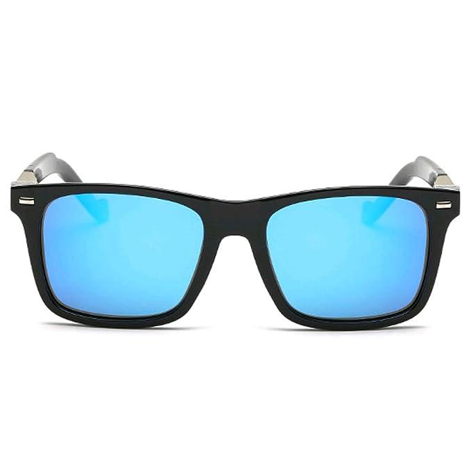 Amazon.com: GAMT Gafas de sol polarizadas cuadradas para ...
