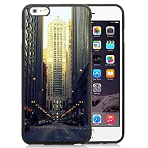 New Personalized Custom Designed For iPhone 6 Plus 5.5 Inch Phone Case For Chicago Phone Case Cover