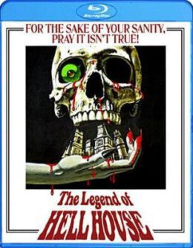 The Legend of Hell House [Blu-ray] Roddy McDowall Clive Revill John Hough Shout Factory