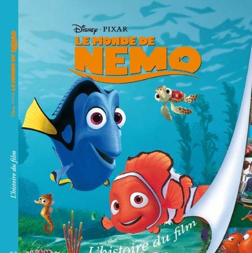 Read Online Le Monde de Nemo, Disney Presente (English and French Edition) PDF