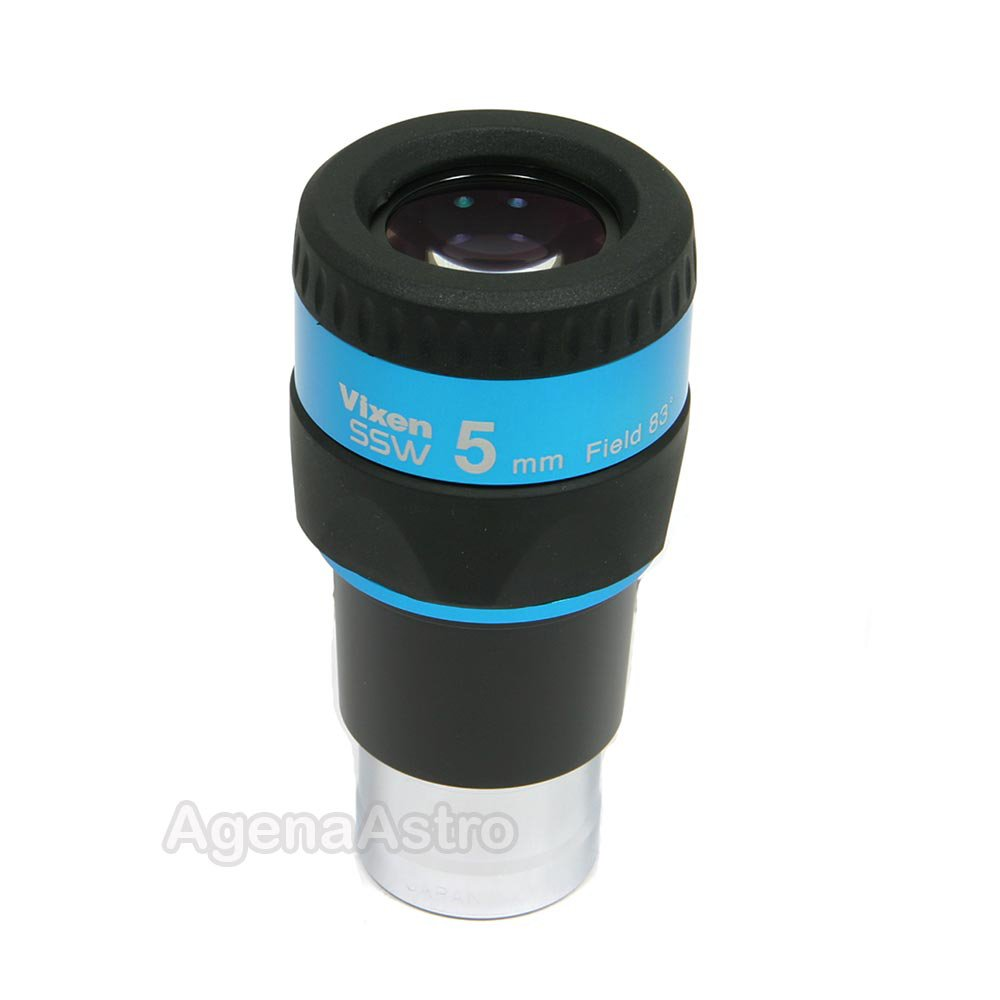 Vixen Optics 37122 SSW ED Ultra Wide 5mm Eyepiece (Blue) by Vixen Optics