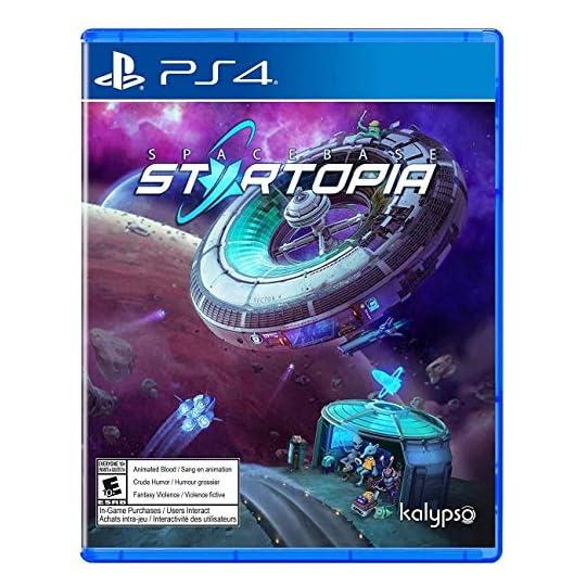 Spacebase Startopia – PlayStation 4