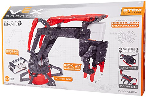 HEXBUG VEX Motorized Robotic Arm -