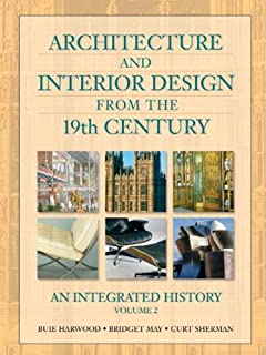 Architecture And Interior Design From The 19th Century Volume II