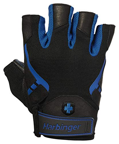 Harbinger Non Wristwrap Weightlifting Cushioned Leather