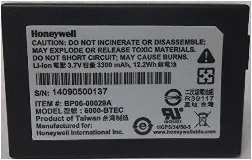 Honeywell Mobile Computer Battery - 3300mah - 3.7v Dc