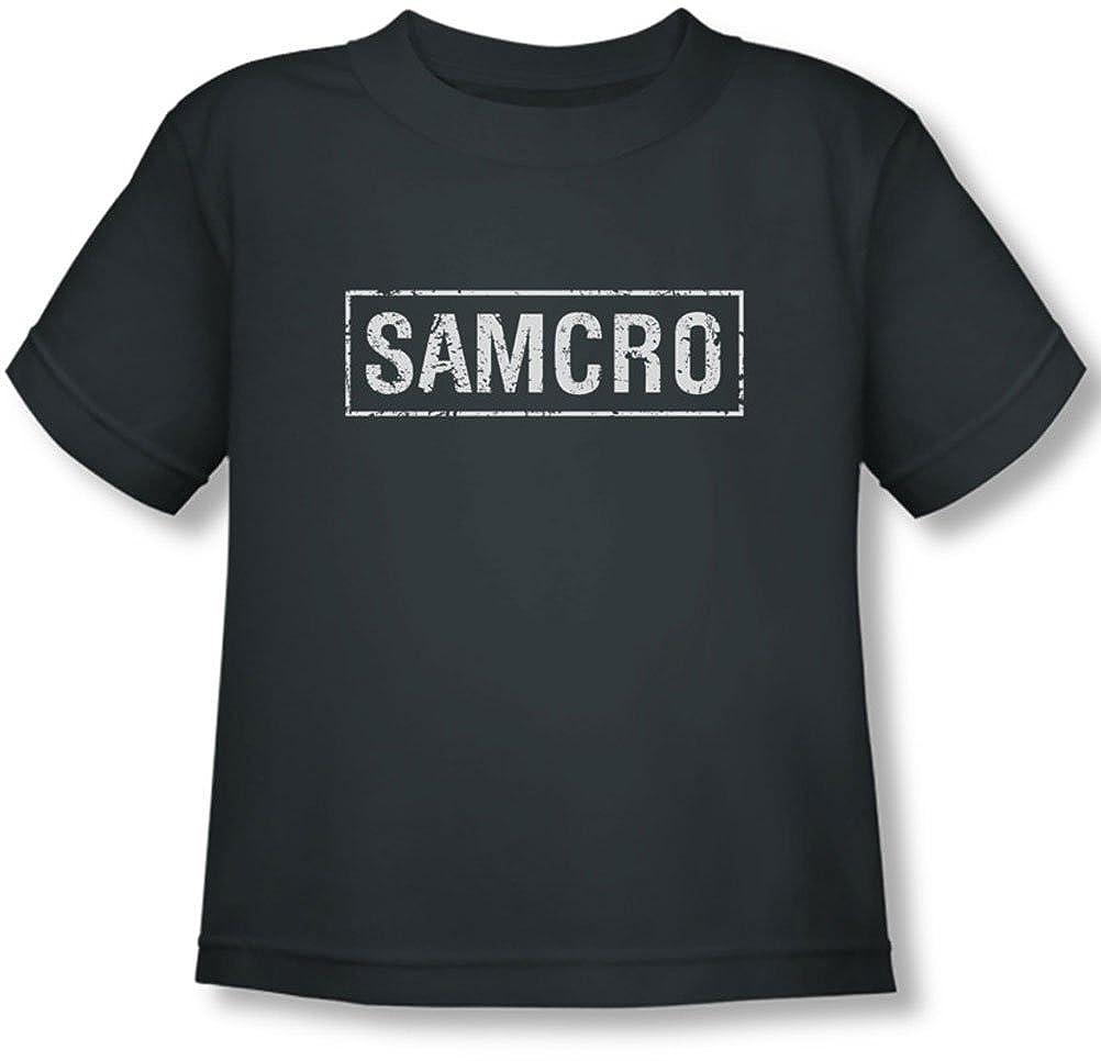 Amazon.com: Sons of Anarchy – Samcro playera infantil: Clothing