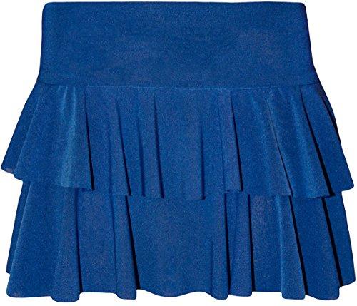 Fashion de primera categoría - nuevo de pantalones cortos para mujer nedón UV sustancia Rar5a Rock para despedidas Club streetcourt azul cobalto
