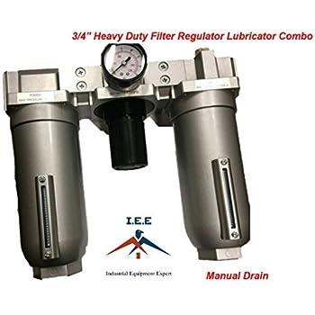 3 4 Quot Heavy Duty High Flow Combination Filter Regulator