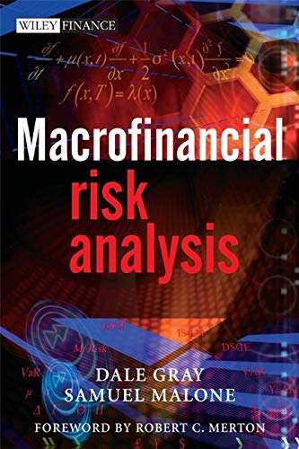 Macrofinancial Risk Analysis  Wiley Finance Series
