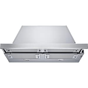 """Bosch Hui50351uc 30"""" Pull-out Hood 500 Series - Stainless Steel"""