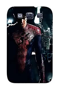 New Arrival The Amazing Spiderman AmKwIbF51NtPKf Case Cover/ S3 Galaxy Case by lolosakes