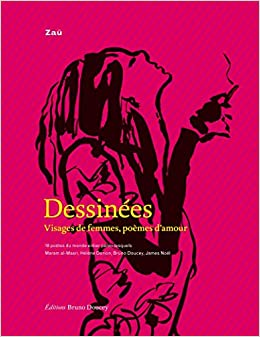 Dessinées Visages De Femmes Poèmes Damour Passage Des