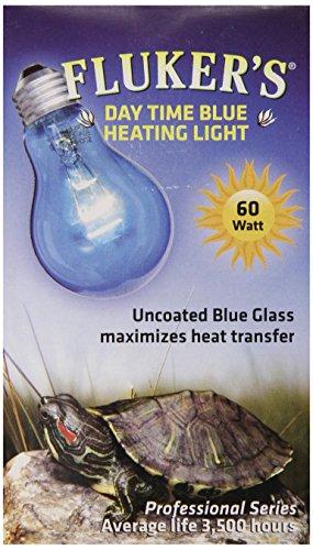Fluker-Labs-SFK22402-Reptile-Incandescent-Daylight-Bulb-for-Pet-Habitat-60-watt-Blue