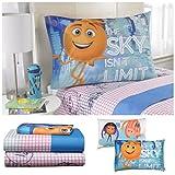 Emoji Movie Kids Twin Bedding Sheet Set