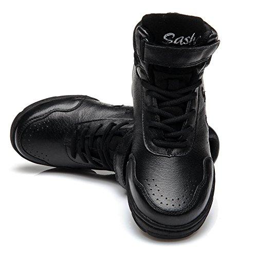 Hipposeus Suola Gomma Sneakers itb51 In Nero Con Donna Stringatura Modello Da wrqpaXrT