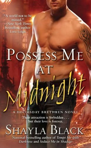 Read Online Possess Me At Midnight (Doomsday Brethren Novel, Volume 3) pdf