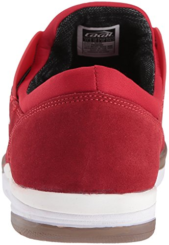 Lakai Unisex Adults' Fremont Skate Shoe Red Suede clearance limited edition clearance affordable footlocker cheap online outlet pictures clearance prices hIPUFk8