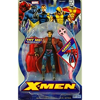 X-Men Action Figure: Gambit