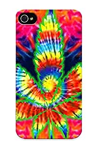 Fashion Protective Hippieweed Case Cover For Iphone 4/4s