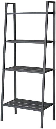 IKEA ASIA LERBERG - Estantería, Color Gris Oscuro: Amazon.es ...