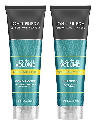 John Frieda Luxurious Volume Touchably Full, DUO set Shampoo