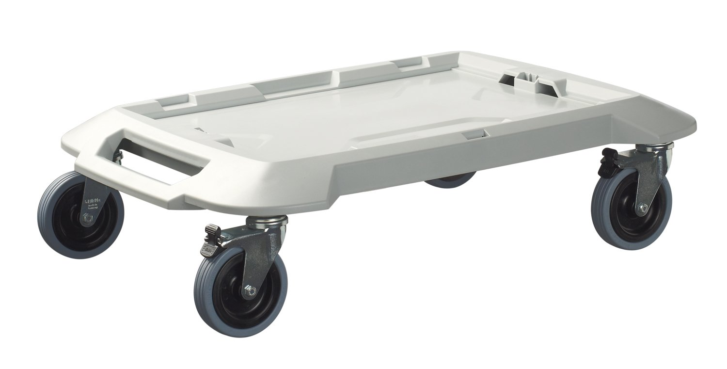 Bosch L-DOLLY for use with L-Boxx Click and Go Cases, Part of Click and Go Storage System by Bosch