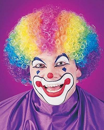 Colorkolon Rainbow Wig Costume -