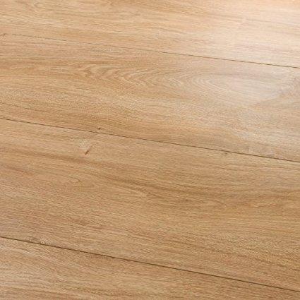 Oak Laminate Flooring Easy Fit For Any Room Kitchenbedroomliving
