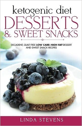 desserts on a keto diet