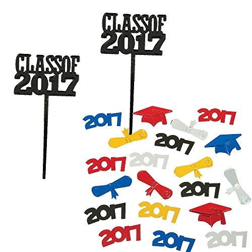 Class 2017 Graduation Party Decorations product image