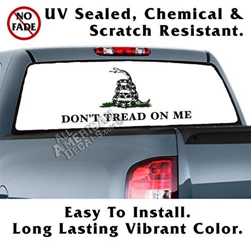 rebel rear window graphics - 6
