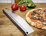 Best Kitchen Tools Pizza Cutters - RSVP Endurance World Class Pizza Cutter, Silver Review