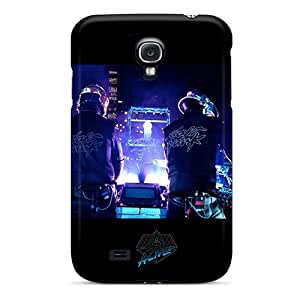 Jthicks Fashion Protective Daft Punk On Stage Case Cover For Galaxy S4
