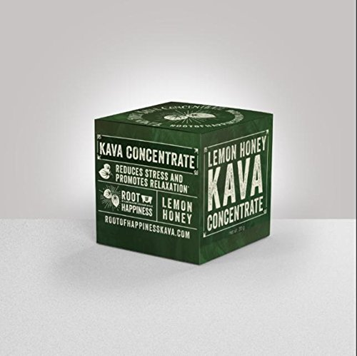 Kava Concentrate - 20g Jar - Premium Paste