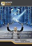 Software : Microsoft Windows Server 2012 Certification Training - Exam 70-413 [Online Code]