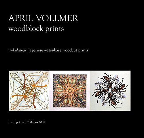 APRIL VOLLMER woodblock prints