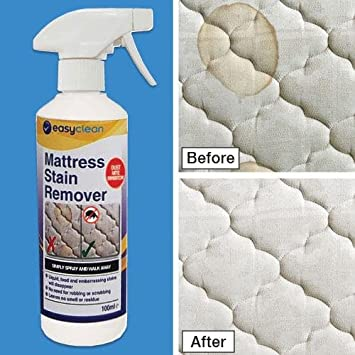 Amazoncom Easy Action Mattress Stain Remover Spray Health