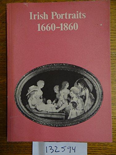 Irish Portraits 1660-1860