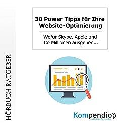 30 Power Tipps für Ihre Website-Optimierung