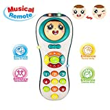 Learning Toys 12-24 Year Old Baby Girl, Educational Remote Toys 1-3 Year Olds Boys Girl Kid...