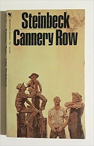 cannery row steinbeck com books