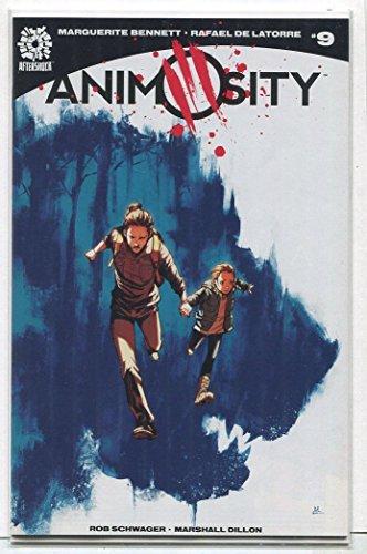 Animosity #9 NM New Unread Aftershock Comics CBX2