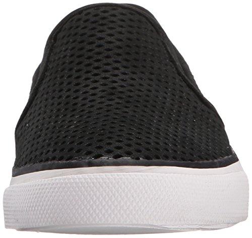 Top Sider Fashion Sneaker Black Seaside Sperry Women's qBFx0wZU7