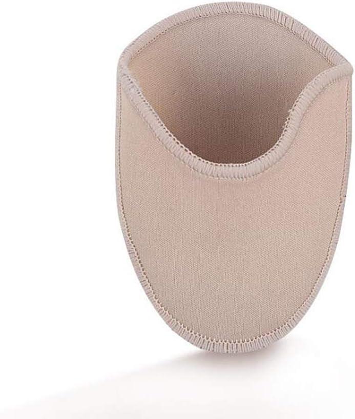 Ballet danza Pointe zapato, protector plantillas medias almohadillas de la uña de la danza esponja zapatos de ballet cubre Toe Pointe (x4),long