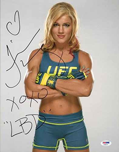 Felice Herrig Signed Ufc 11X14 Photo Coa Ultimate Fighter Picture Autod   Psa Dna Certified   Autographed Ufc Photos